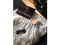 PS3 80gb faulty