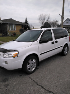 2008 Chevy Uplander low kms