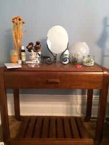 Wooden Matching side tables Peterborough Peterborough Area image 3