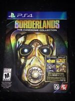 Boarderlands: The Handsome collection.