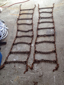 """Truck Chains-fits 17"""" or   20 inch tires"""