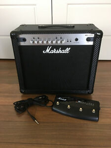 Amplificateur Marshall MG30CFX footswitch inclus