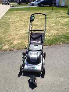 SOLD Electric lawnmower