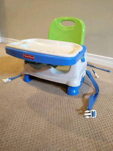 Fisher Price booster chair - all original parts included