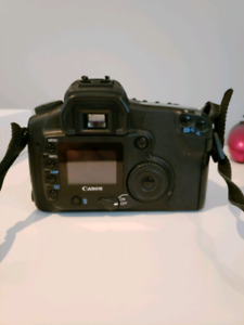 Canon eos20d body only