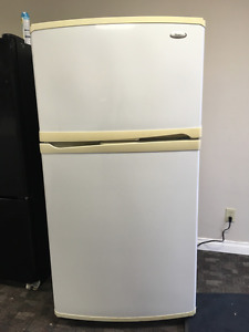 Whirlpool Gold fridge - can deliver