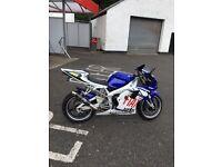 Yamaha r1 ( not Kawasaki , Honda , cbr rr ktm)