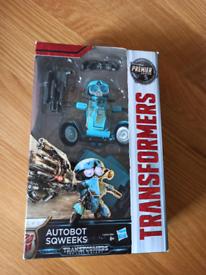Transformers Autobot Sqweeks figure