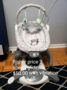 Baby items barely used