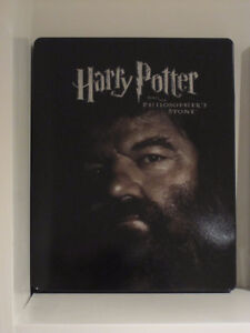 Harry Potter and the philosopher's stone (Blu-ray Steelbook)