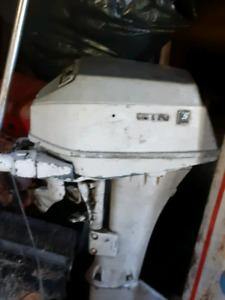 9 horsepower outboard motor