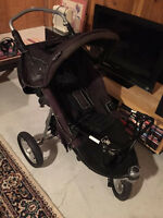 Valco Tri-mode Stroller- with accessories