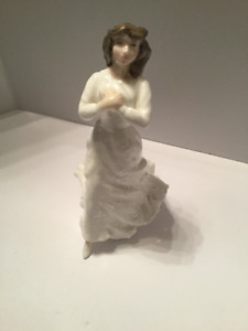 "Royal Doulton ""Forget Me Not"" HN 3388 Figurine"