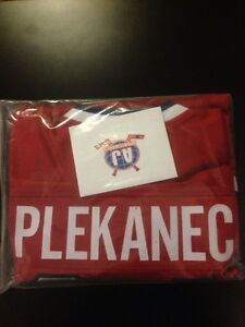 Plekanec Montreal Jersey Signed authentic!