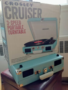 Tourne-disque / Record player vintage style