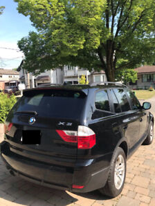 2010 BMW X3 All Wheel Drive + Low KM + Valid Safety Certificate