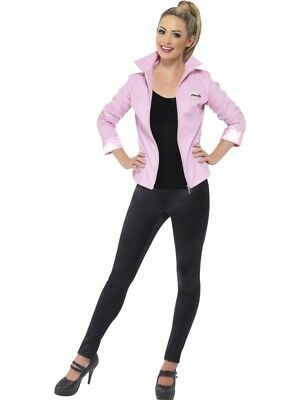 Grease Kostüm deluxe Pink Lady Jacke Greasekostüm - Grease Pink Lady Kostüme