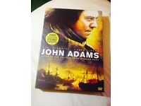 "DVD series ""John Adams"" full series"