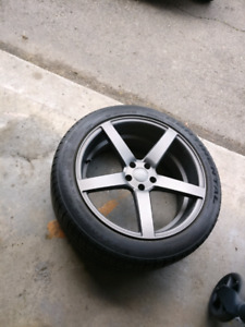 20 inch CLEAN Ruffino Boss Rims