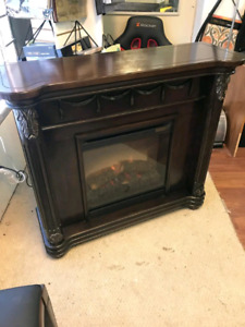 Electric fireplace FREE Delivery