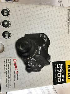 For sale Nikon Coolpix 5700