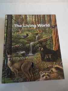 The Living World Third Edition By George Johnson Hardcover London Ontario image 1
