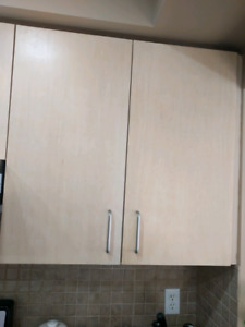 Kitchen Cabinets in good condition