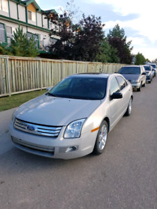 2009 Ford Fusion SEL AWD V6