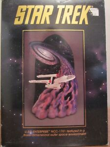Star Trek – USS Enterprise NCC-1701 3D Figure (1993)
