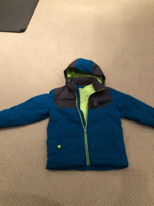 Spyder Boys Ski Suit Jacket Pant Set - Size 10