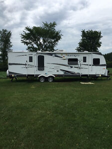 Travel Trailer for sale due to illness
