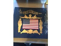 Columbia Records The union, book and lp