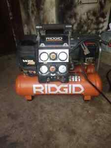 Rigid 5 in 1 compressor
