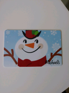 Michael's $100.00 Gift Card