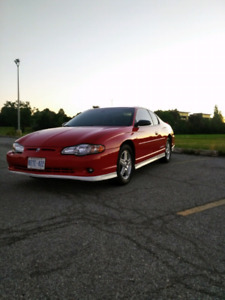 MINT 2004 Monte Carlo SS Supercharged