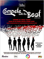 COMPETE WITH THE BEAT JUNE 4TH LOOKING FOR BANDS!