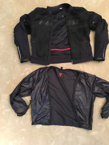 Dainese Air-Frame Textile Jacket Men Size:  50