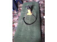 Regatta air bed and pump