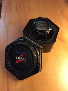 Black G-Shock for Sale West Island Greater Montréal image 2