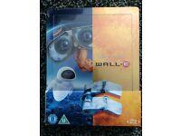 Wall-e blu ray steelbook sealed