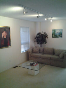 Furnished room on 2nd Floor - Lots of DAY Light   (Brampton)