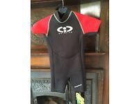 Kids wet suit