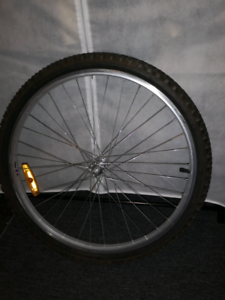 "Bicycle - 26 "" rims and tires for  Mountain Bike"