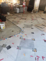 Experienced Tile Setters