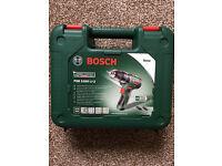 Bosch PSB LI-2 Cordless 10.8 V Lithium-Ion Hammer Drill Driver