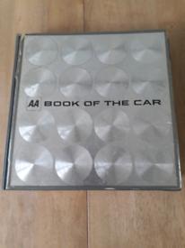 Car book( Vintage)