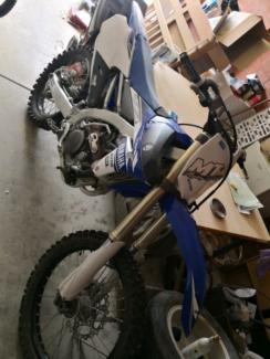 2017 Yamaha yz250f Geelong Geelong City Preview