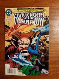 Challengers of the Unknown Vol 3 #15