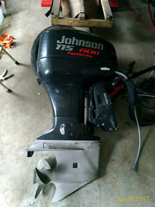 115HP Johnson 2000