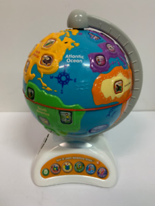 V-Tech Spin and Learn Adventure Globe